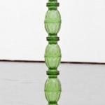 Kevin Hunt, Saguaro, 2013, balanced plastic